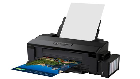 Impresora De Tinta Continua Epson Chanintec